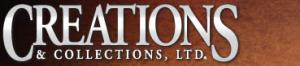 Additional 15% off Sale Items at creationsandcollectons.com.Valid through 2/8 with code . Shop Now!